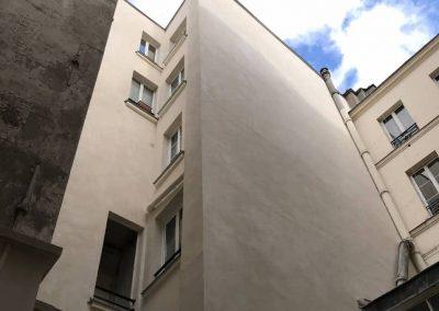 façade parisienne